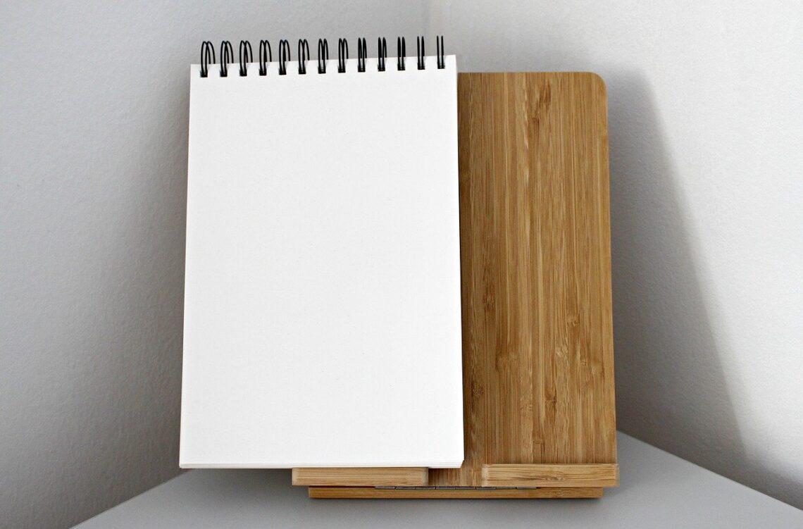 cuadenos para pastel seco y al óleo, notebook , paper, paper stand, inscription