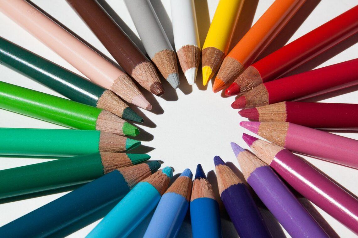 Los mejores lápices al pastel, colored pencils, colour pencils, star