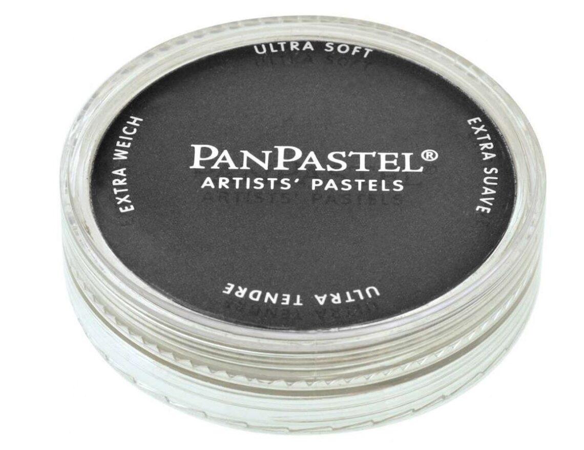 soft pastel, pan pastel